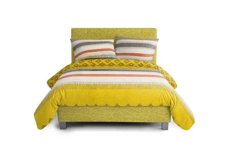 Kinderboxspring Jazz Lemon