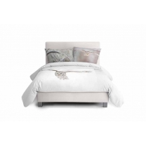 Kinderboxspring Ranch white
